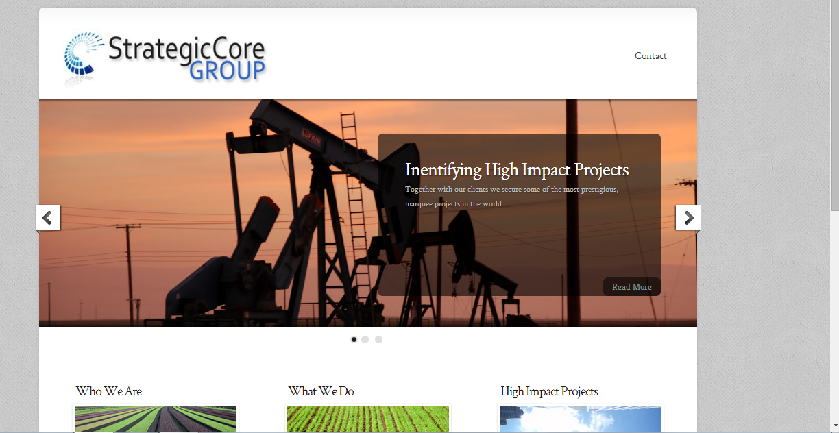 Strategic core group foursquare ideas for Design strategy firms nyc